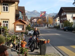 Rast in Appenzell