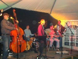 TFK ohne Strom am Mosti-Fest St. Margerthen 2008