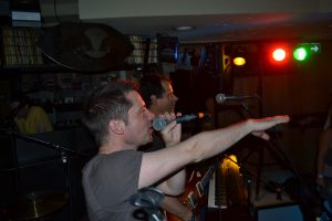 TFK am Honky Tonk Chur in der Felsenbar 2011